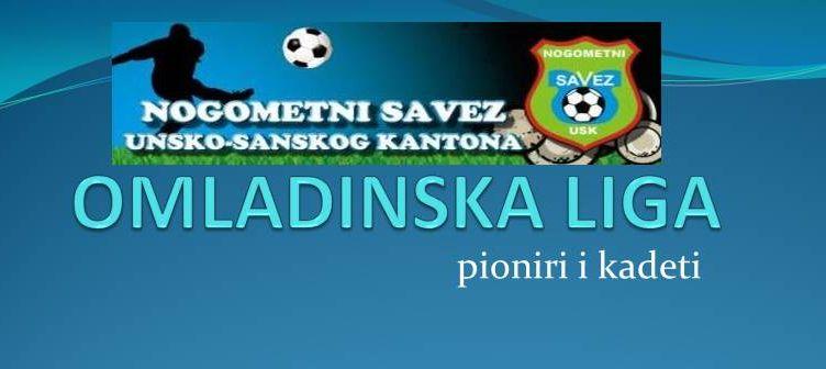 Delegiranje Omladinske lige 22-23.11.2014