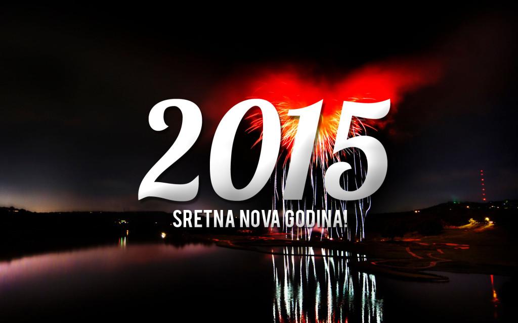 Sretna Nova 2015.godina