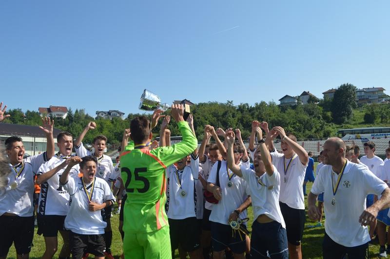NS ZDK pobjednik trećeg Turnira pionirskih reprerezentacija