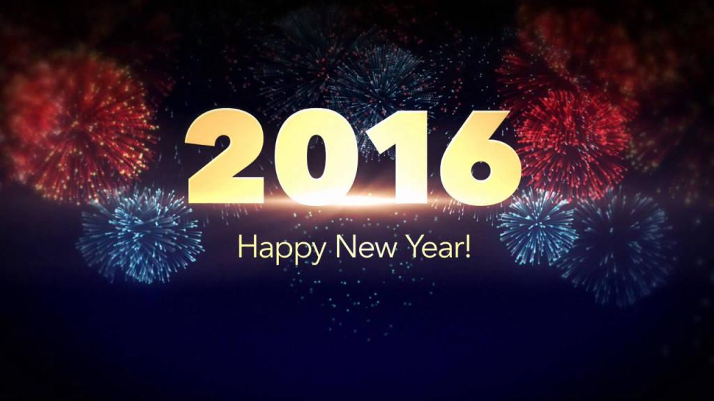 Sretna Nova 2016.godina