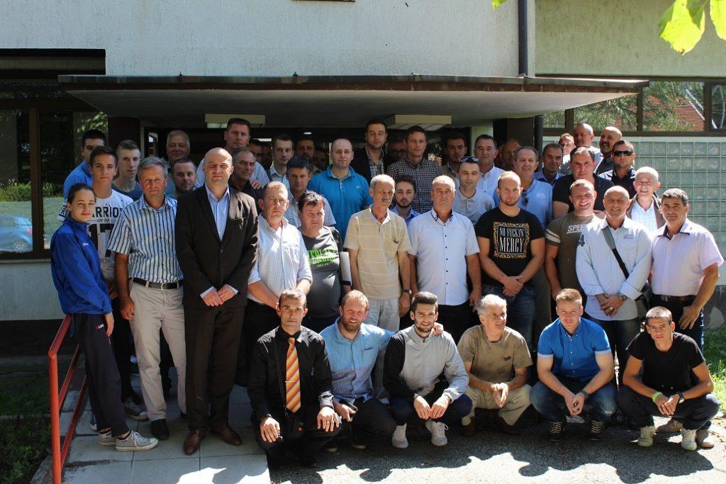 Održan seminar sudaca i delegata NS USK