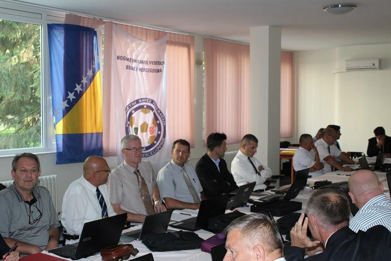 Održan seminar delegata Druge lige FBIH