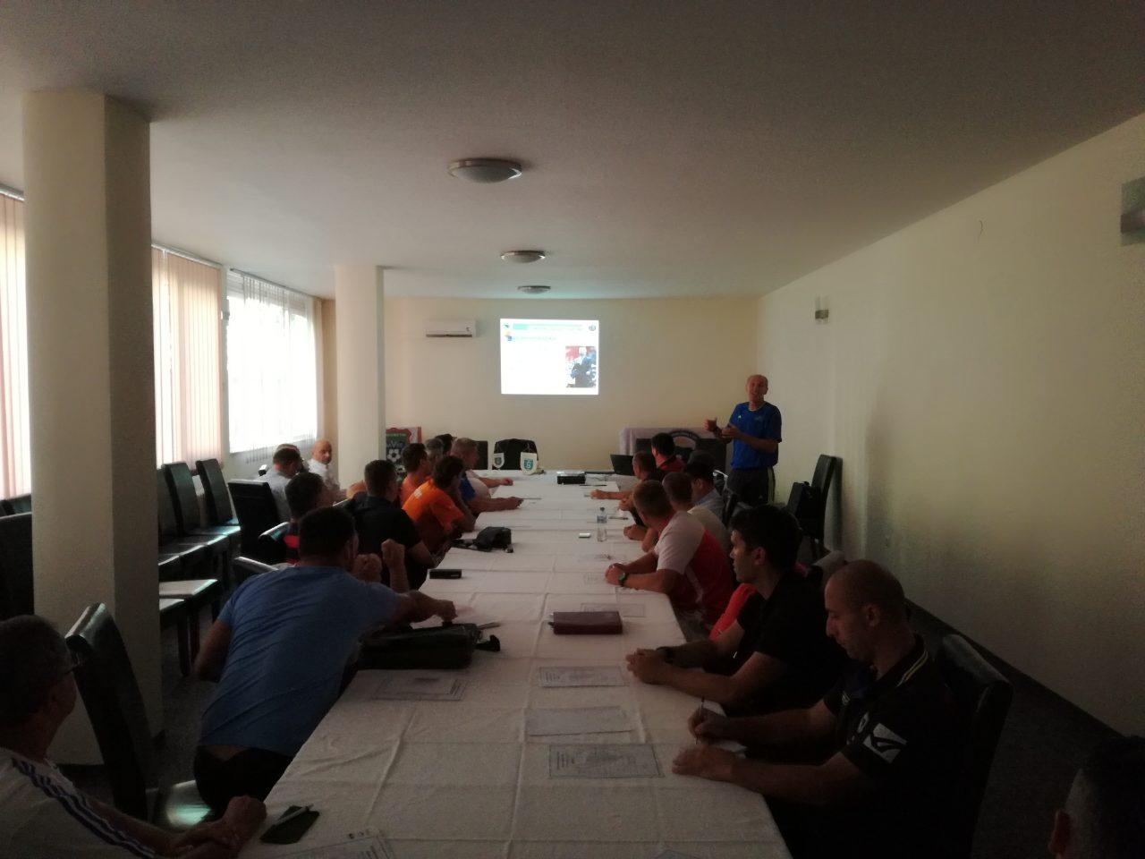 seminar 5 treneri