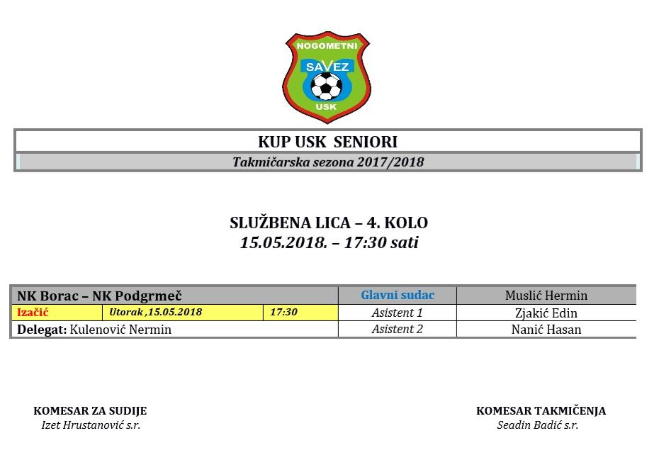 KUP 4.kolo